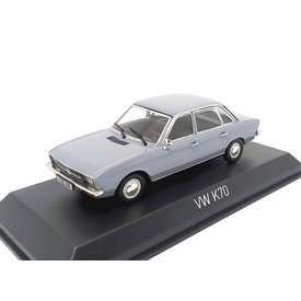 Norev | Modelauto Volkswagen K70 1970 lichtblauw metallic 1:43