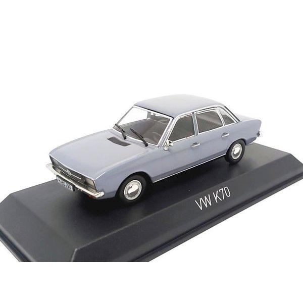Volkswagen K70 1:43 lichtblauw metallic 1970   Norev