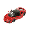 Model car Ferrari SF90 Stradale red 1:24