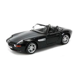 Maisto BMW Z8 2000 zwart - Modelauto 1:24