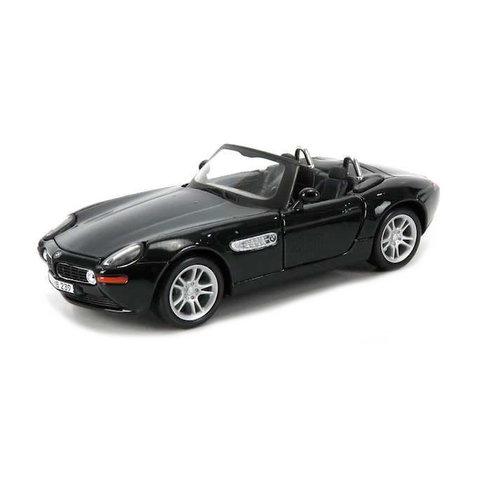 BMW Z8 2000 zwart - Modelauto 1:24
