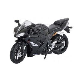 Maisto Yamaha YZF-R1 zwart - Modelmotor 1:12