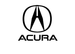 Acura model cars / Acura scale models