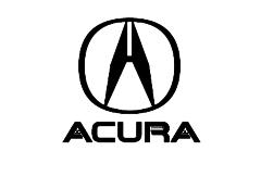 Acura modelauto's / Acura schaalmodellen