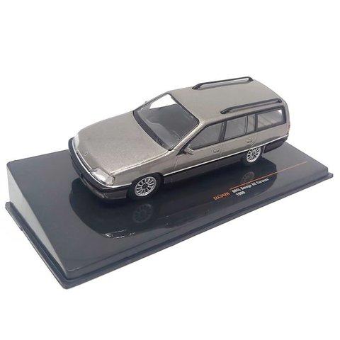 Opel Omega A2 Caravan 1990 grau metallic - Modellauto 1:43