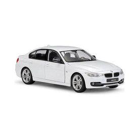 Welly BMW 335i (F30) white - Modelauto 1:24