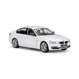 Welly BMW 335i (F30) wit - Modelauto 1:24