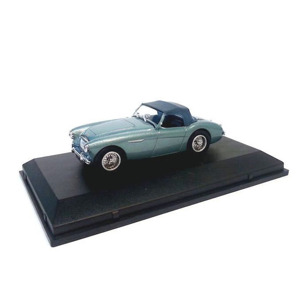 Model car Austin Healey 3000 blue metallic 1:43 | Oxford Diecast