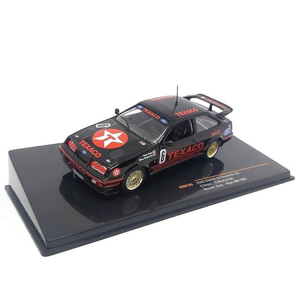 Modellauto Ford Sierra RS Cosworth No. 6 WTCC 1987 1:43