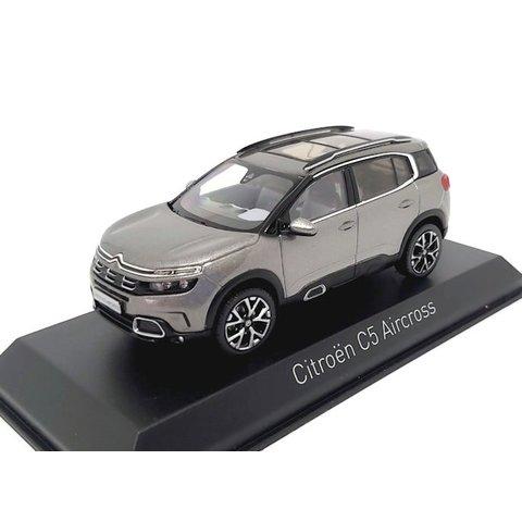 Citroën C5 Aircross 2018 platinium grey 1:43 - Model car 1:43