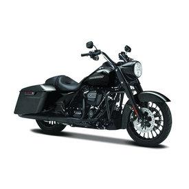 Maisto Harley-Davidson Road King Special 2017 black - Model motorcycle 1:12