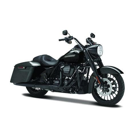 Harley-Davidson Road King Special 2017 zwart - Modelmotor 1:12
