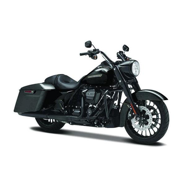 Model motorcycle Harley-Davidson Road King Special 2017 black 1:12   Maisto