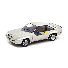 WhiteBox Opel Manta B 400 1981 silver - Model car 1:24