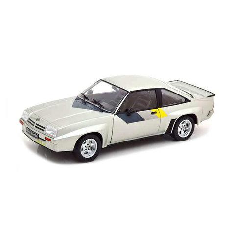 Model car Opel Manta B 400 1981 silver 1:24