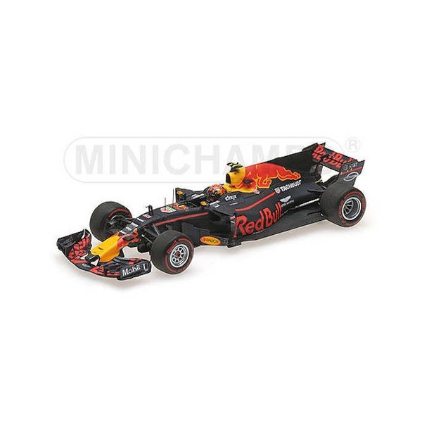 Model car Red Bull RB13 Tag Heuer No.33 GP Australia 2017 1:43   Minichamps