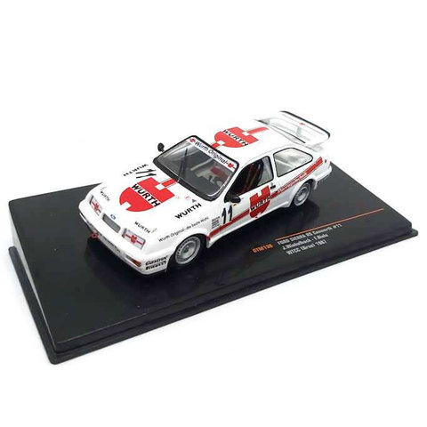 Ford Sierra RS Cosworth No. 11 WTCC 1987 - Modelauto 1:43