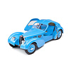 Model car Bugatti Type 57SC Atlantic  light blue 1:18