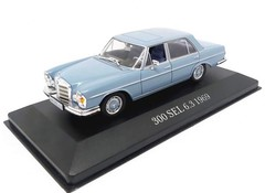 Products tagged with Mercedes Benz 300 SEL 1:43