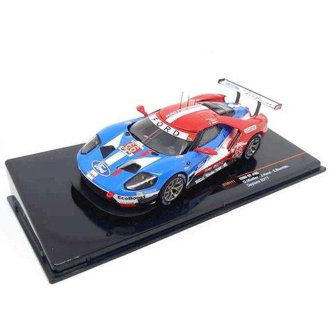 Ford GT No. 66 24h Daytona 2017 - Model car 1:43