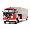 Model car Volkswagen T1b Renntransporter 'Continental Motors' 1:18 | Schuco