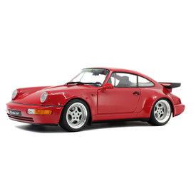 Solido Porsche 911 (934) 3.6 Turbo 1990 red - Model car 1:18