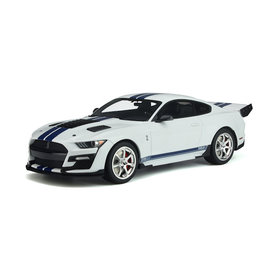 GT Spirit Shelby Ford Mustang GT500 Dragon Snake 2020 weiß - Modellauto 1:18
