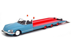 Products tagged with Citroen DS Tissier 1:18