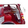 Model car Fiat 642 RN2 Bartoletti Ferrari race transporter 1957 dark red 1:18 | CMR