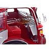 Modelauto Fiat 642 RN2 Bartoletti Ferrari racetransporter 1957 donkerrood 1:18 | CMR