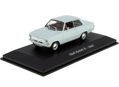 Products tagged with Opel Kadett B 1:43