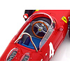 Modelauto Ferrari 156 Sharknose No. 4 F1 GP England 1961 rood 1:18