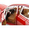 Modelauto Jaguar Mk II 1959 rood 1:18