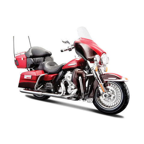 Harley-Davidson FLHTK Electra Glide Ultra Ltd 2013 rot - Modell-Motorrad 1:12