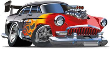 Model cars 1:18