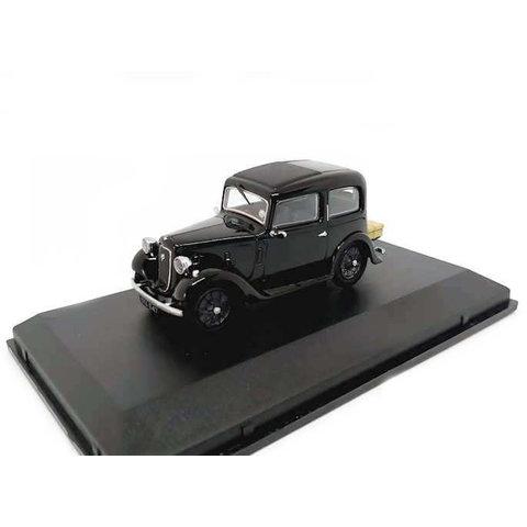 Austin Ruby zwart - Modelauto 1:43