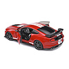 Modellauto Ford Mustang Shelby GT500 2020 racing red  1:18