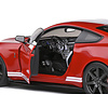 Modelauto Ford Mustang Shelby GT500 2020 racing red  1:18