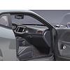 Model car Dodge Challenger SRT Hellcat Widebody 2018 grey 1:18