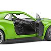 Modellauto Dodge Challenger Scat Pack Widebody 2020 grün 1:18