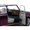 Mini Cooper 1.3i Sport Pack 1:18 purple/white 1997   Solido
