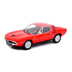 KK-Scale Model car Alfa Romeo Montreal 1970 red 1:18