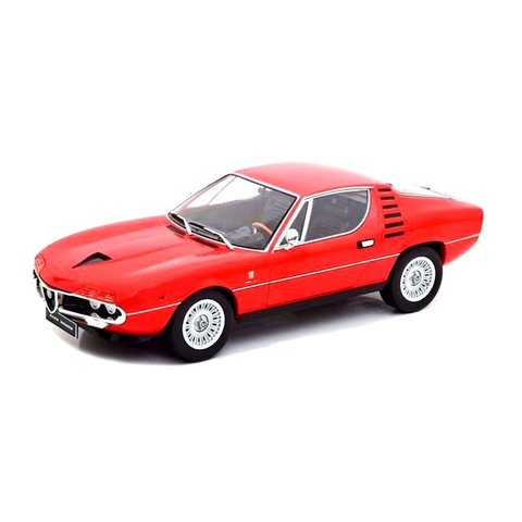 Alfa Romeo Montreal 1970 rot - Modellauto 1:18