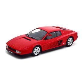 KK-Scale Ferrari Testarossa 1984 rood - Modelauto 1:18