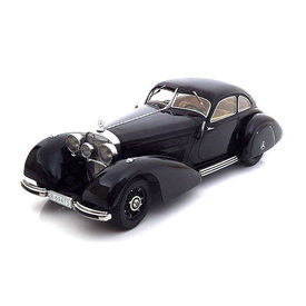 KK-Scale Mercedes Benz 540K Autobahnkurier 1938 schwarz - Modellauto 1:18