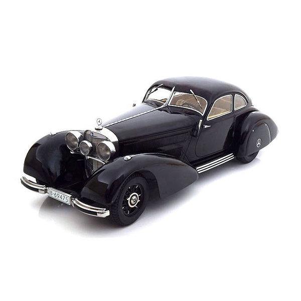 Modellauto Mercedes Benz 540K Autobahnkurier 1938 schwarz 1:18