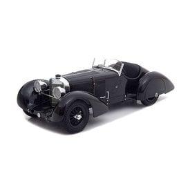 KK-Scale Mercedes Benz SSK Count Trossi Der schwarze Prinz 1930 - Modelauto 1:18