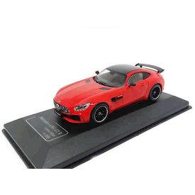 CMR Mercedes Benz AMG GT R rood - Modelauto 1:43