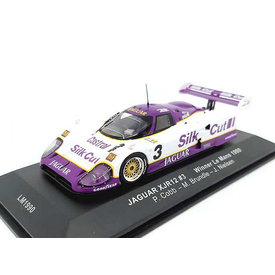 Ixo Models Jaguar XJR-12 No. 3 24h Le Mans 1990 - Model car 1:43