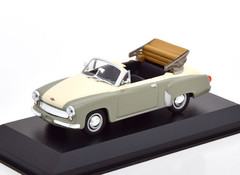 Products tagged with Wartburg 311 1:43